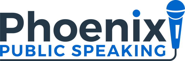 Phoenix Public Speaking logo