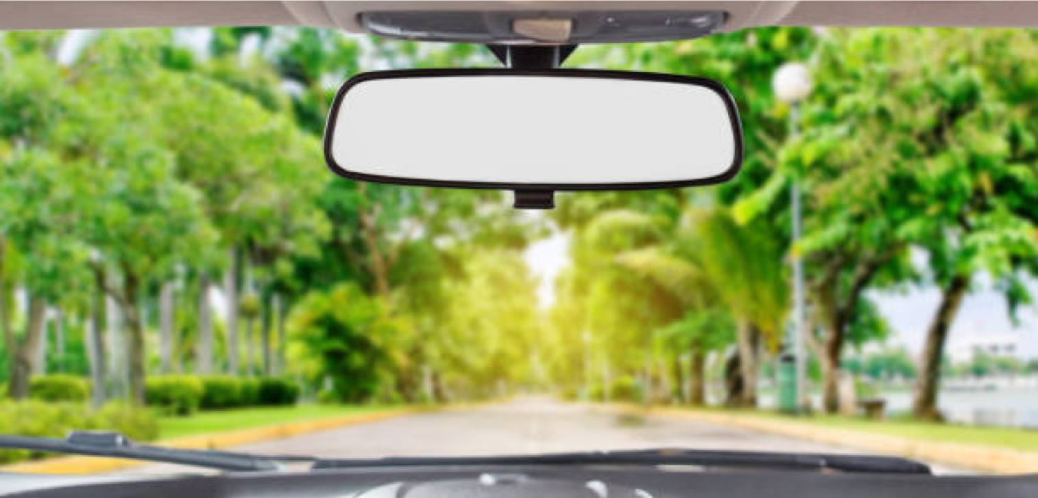 Fear in your rearview mirror