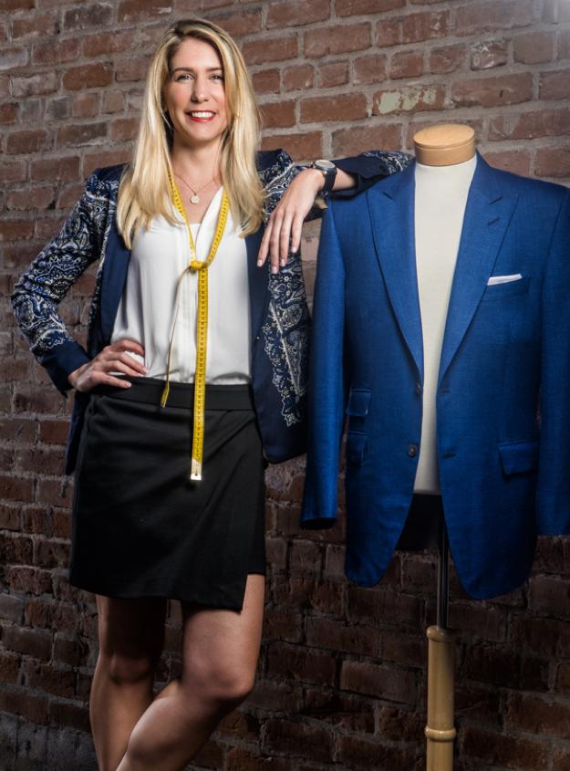 Phoenix Public Speaking bespoke tailor