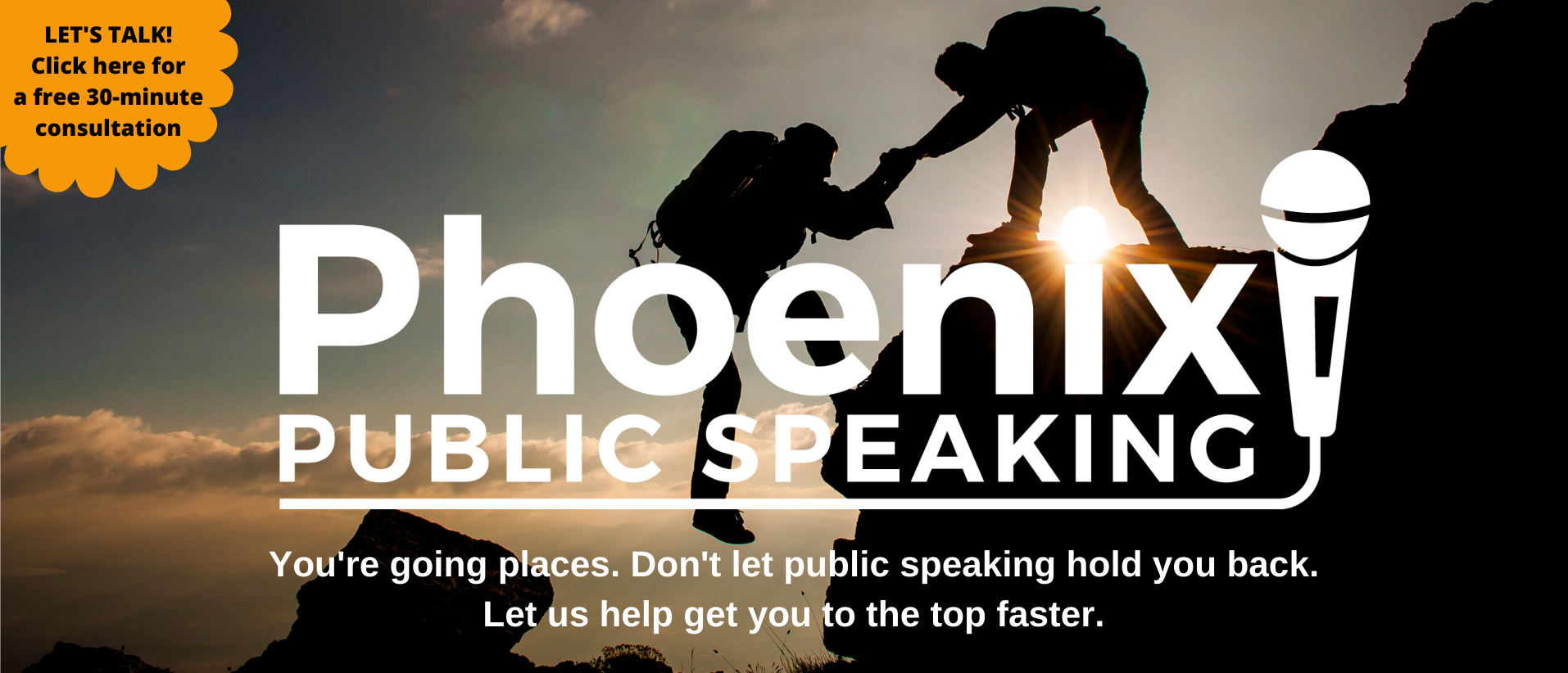 Phoenix Public Speaking cover photo