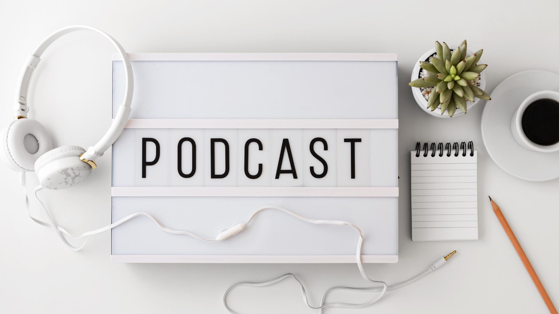 public speaking podcast interview